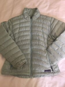 Women's Patagonia Puffy Down Jacket Size X-Small