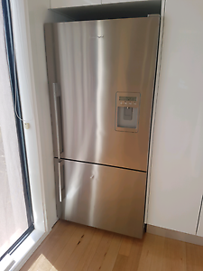 Fisher and paykel 519 litre water and ice fridge Geelong Geelong City Preview