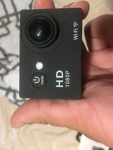 ASX Action Pro Camera 1080p HD. Never used