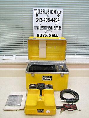 Dynatel 500 Sheath Fault Cable Locator Used Free Shipping