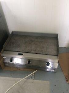 Plaque à frire garland griddle