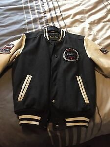Men's varsity jacket size medium