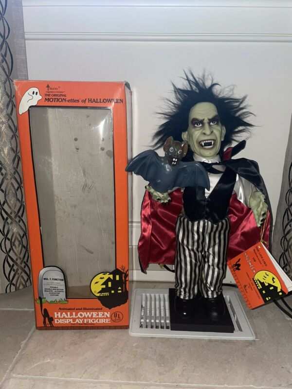 Telco Halloween Small Dracula/Vampire Motionette