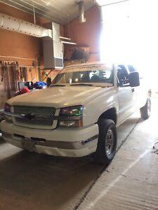 2004 2500HD Silverado