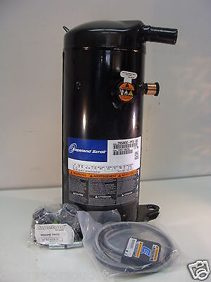 New Copeland Scroll Air Conditioning Compressor Zr54k5e-pfv-800 R22 407c