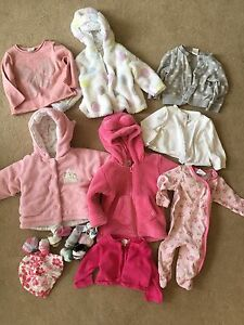 Variety of 3-6 months clothes