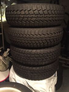 Perfect winter tires