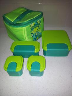 Tupperware insulated bag & containers Mowbray Launceston Area Preview