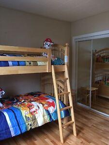 Appartement 4 et demie rez-de-chaussée DUPLEX