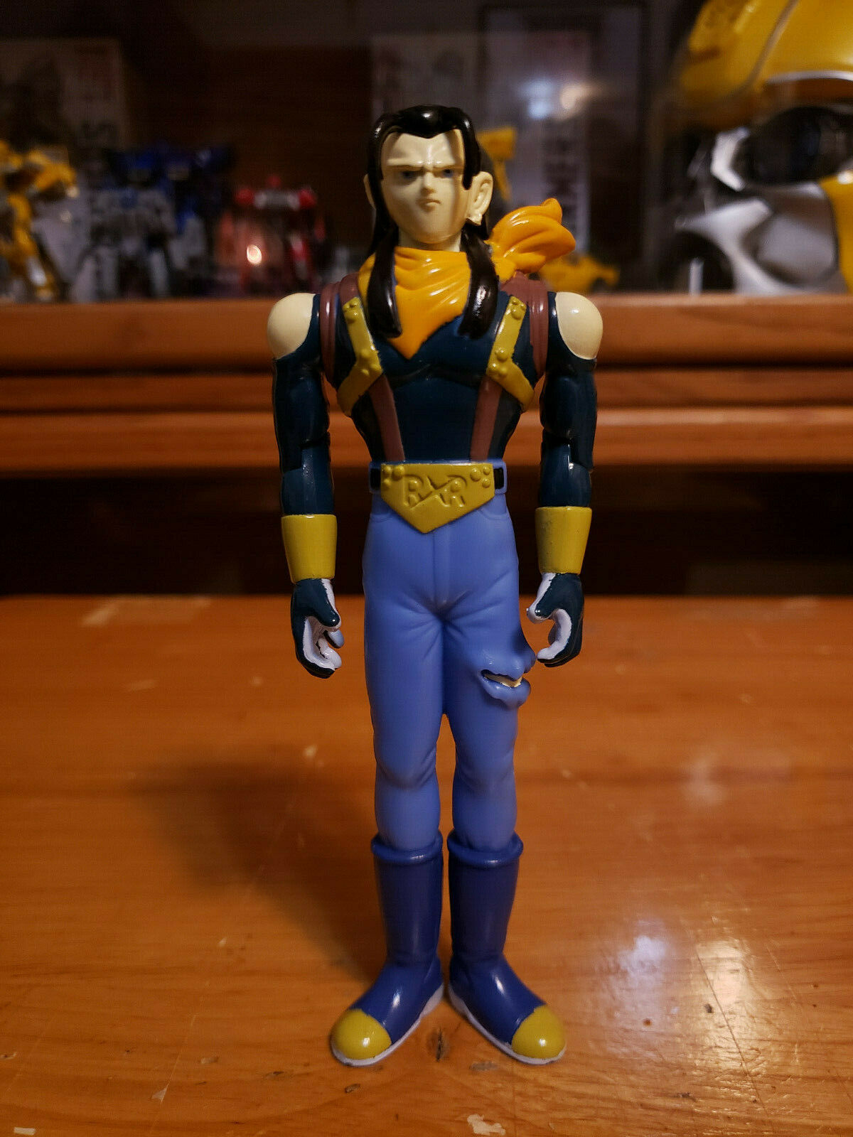 Character:GT Super Android 17 Vol 40:BANDAI Dragonball Z  and Dragon Ball GT super battle collection AB Toys & Irwin