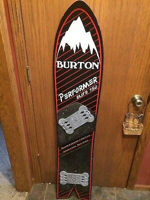 Shred Bone For Vintage Burton Snowboards