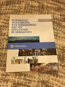 Alternative investment risk management