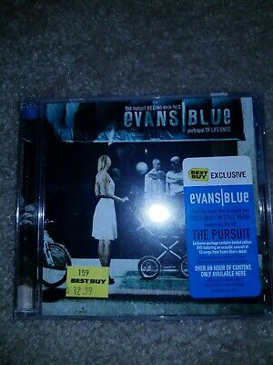 The Pursuit Begins When This Portrayal of Life Ends - Evans Blue - Best Buy