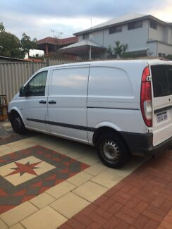 Mercedesz vito North Perth Vincent Area Preview