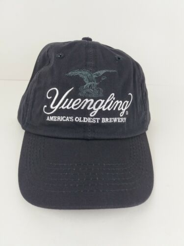 Yuengling Americas Oldest Brewery 6 Panel Blue Cap Hat