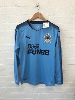 Newcastle United Puma Men's 2017-18 Away Football Shirt - S - Kenedy 15 - New