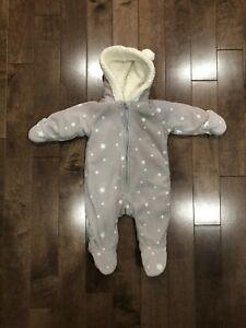 Fleece Bunting Suit
