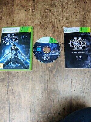 Star Wars: The Force Unleashed II (Microsoft Xbox 360, 2010)