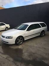 2003 Ford Falcon Wagon DUEL FUEL Sunshine Brimbank Area Preview