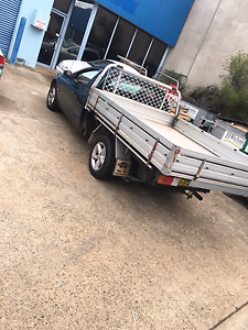 Ford ute auto air steer aluminium tray good work horse Guildford West Parramatta Area Preview