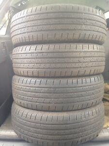4-215/70R16 Continental LX all season
