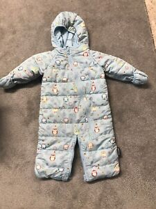 Bunting bag snow suit