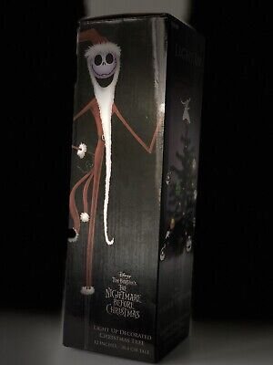 Nightmare before Christmas decorated light up tree, new in box 12