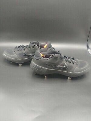 Nike Alpha Huarache Elite 2 Low Baseball Cleats Black Mens Size 6 New AJ6873-003