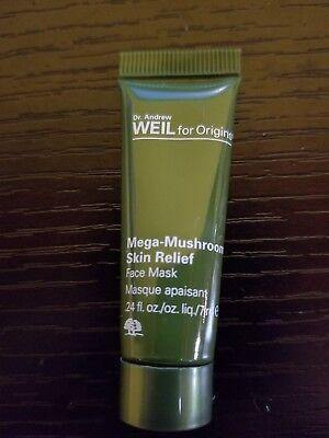 Origins Dr  Andrew Weil Mega Mushroom Skin Relief Face Mask 0 24Oz 7Ml
