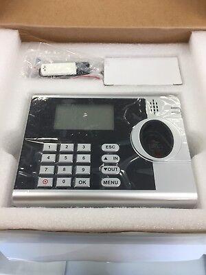 1 Fingerprint Scanner Clock Inout Clock Brand New Sealed 4000t