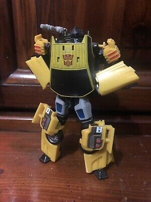 Transformers Universe Classics Sunstreaker - Missing Turbo Charger