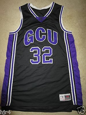 Grand Canyon University  32 Gcu Antelopes Basketball Game Used Worn Jersey 2Xl