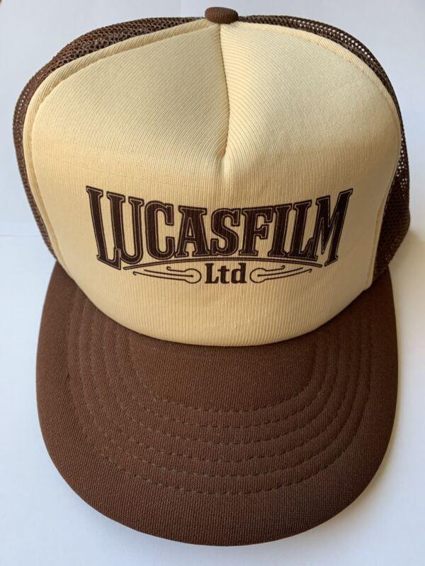 Vintage Exclusive Star Wars Lucasfilm Crew Hat