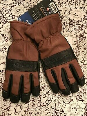 New Wells Lamont Hydra Hyde Thermal Work Gloves Leather 7664 Size Xl Thinsulate