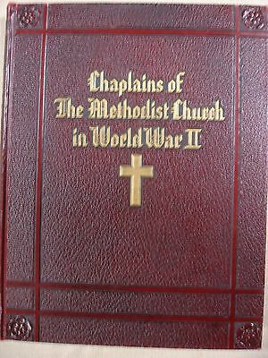 Chaplains of The Methodist Church in World War II - 1948 - FBHP-2