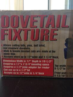 Dovetail Fixture/Jig