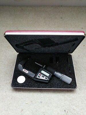 Starrett No. 733 2-3 Digital Micrometer