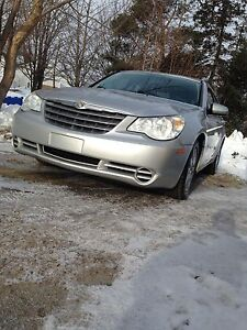 2009 CHRYSLER SEABRING WITH ONLY 115000 KMS