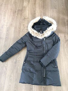 Down filled winter jacket size Sm