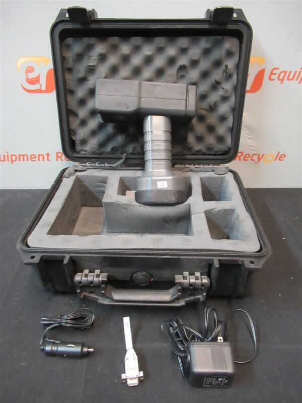 MSA HAZMATCAD Hazardous Material Chemical Warfare Agent Detector