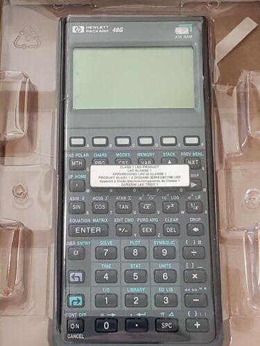 Open Box HP 48G Hewlett Packard Calculator NOS