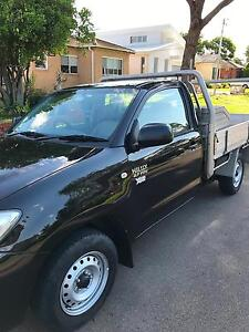 2011 Toyota hilux work mate Caringbah Sutherland Area Preview