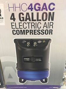 Hyundai 4 gallon electric air compressor