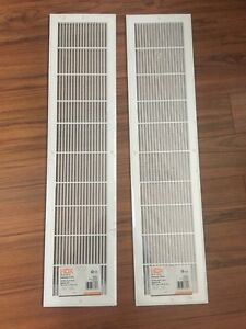 Cold air duct covers