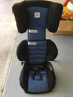 'Safe and Sound' child booster seat