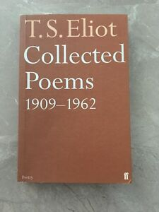 Ts Eliot Collected Poems Textbooks Gumtree Australia