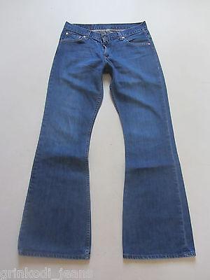 Levi's® 516 Schlag Jeans Hose, W 33 /L 34, Hippie Denim mit TOP Waschung, RAR ! online kaufen