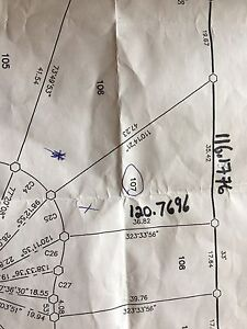 Lot for sale in Whitehorse subdivision, whistle bend