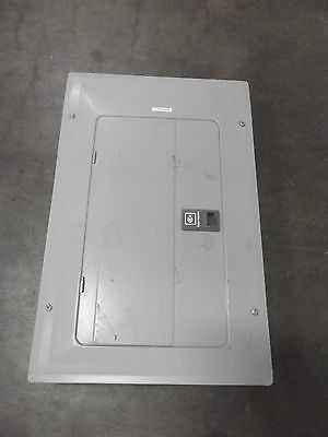 Cutler Hammer Breaker Panel Box 24 Slots 125 Amp Main Breaker Max