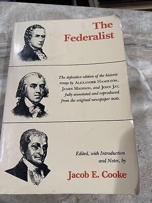 Federalist, Paperback by Hamilton, Alexander; Madison, James